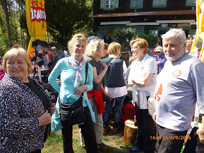 Photo: Nena, Dina, Miljenko