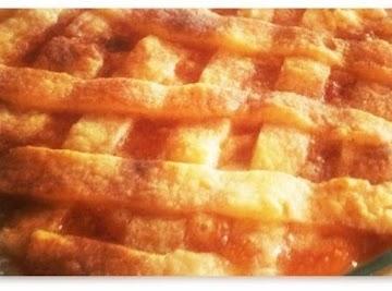 Summertime Fresh Peach Cobbler Recipe