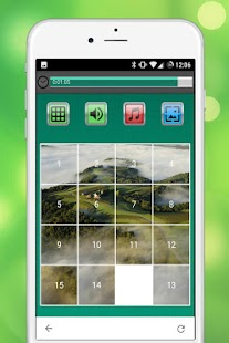 PuzzleMania Natur Pro Screenshot