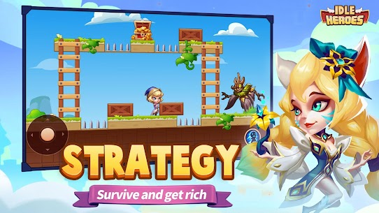 Idle Heroes Mod Apk Download For Android and Iphone 7