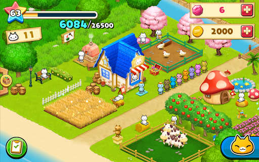 Meow Meow Star Acres screenshot 6