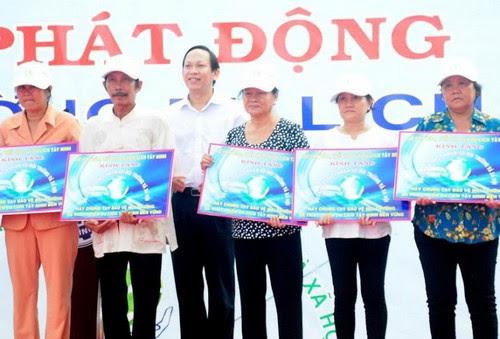 Du lịch Tây Ninh hướng tới môi trường xanh 2