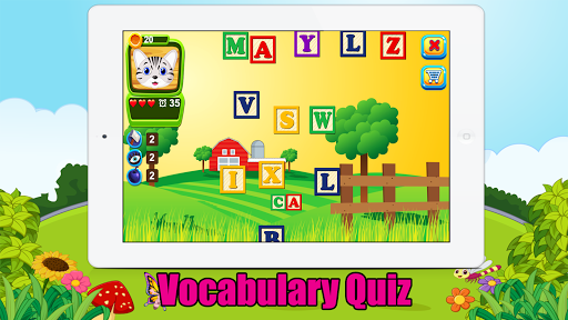 ABC 123 Kids Game - Vocab Phonics Tracing Spelling 1.0.0 screenshots 24