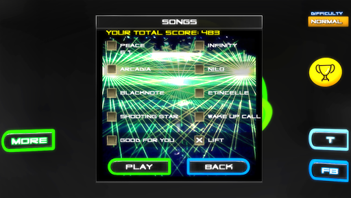 Trance Guitar Music Legends 1.025 Mod screenshots 5
