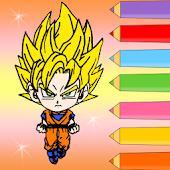 Dragon Coloring ball Kids