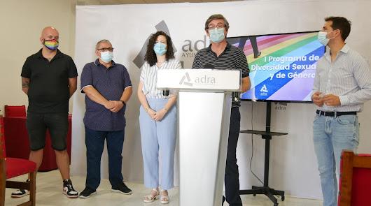 Adra presenta el I Programa de Diversidad Sexual y de Género