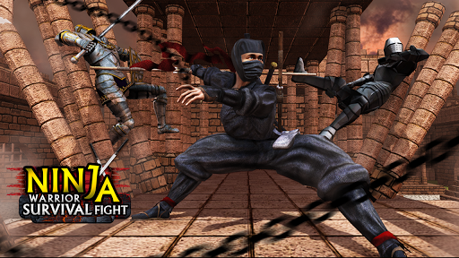 Ninja Warrior Survival Fight for PC