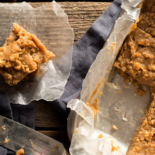 Chewy Pumpkin Protein Bars Recipe