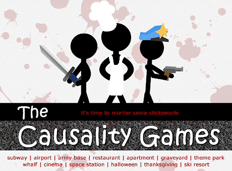 Causality Games