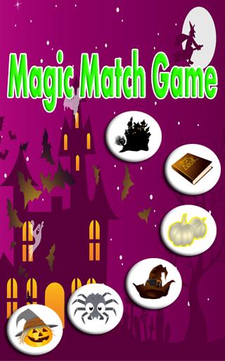 Magic Match 3 Game Kids