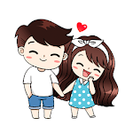 WAStickerApps Cute Love Stickers for Whatsapp 1.0