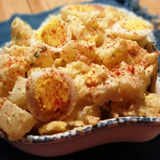Pressure Cooker Summer Picnic Potato Salad