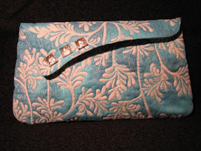 """Photo: """"Blue Evening Bag"""" by Susan Brubaker Knapp www.bluemoonriver.com"""