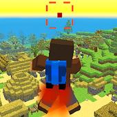 Blocky Island Rampage Mod