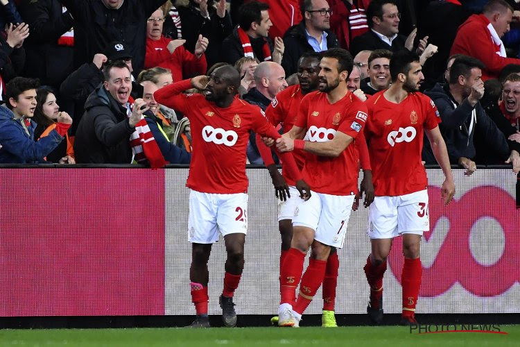 Malgré Mbokani, l'Antwerp n'a pu résister à un Standard encore renversant