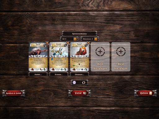 Sword & Sorcery - The Campaign Tracker (EN) apkmind screenshots 1