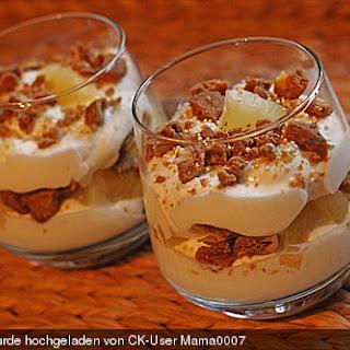 Ananas-Mascarpone-Dessert Recipe