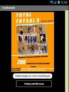 TOTAL FUTSAL5- screenshot thumbnail