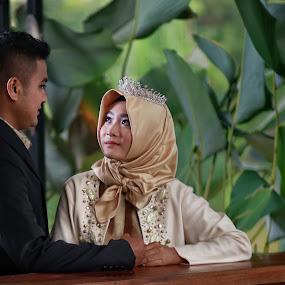 Pre-Wedding Concept by Mardi Tri Junaedi - Wedding Bride & Groom ( #indonesian, #pre-wedding, #concept )