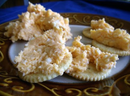 """So Easy Homemade Beer Cheese """"Making this again this weekend! My son..."""