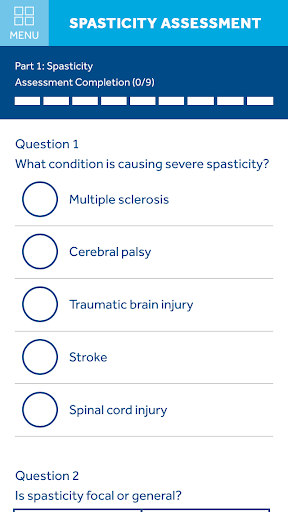 Assess Spasticity