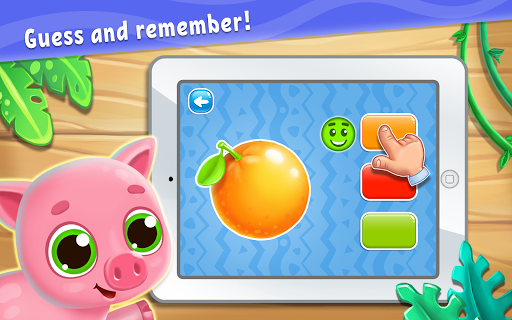 Colors for Kids, Toddlers, Babies - Learning Game filehippodl screenshot 19
