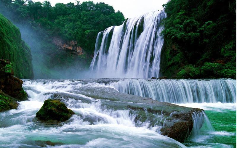 Скриншот Waterfall Jigsaw Puzzles