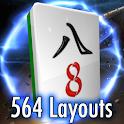 Mahjong Solitaire Saga Free icon