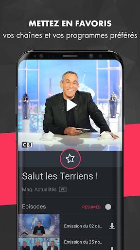 myCANAL, vos programmes en live ou en replay 3.3.9 screenshots 4