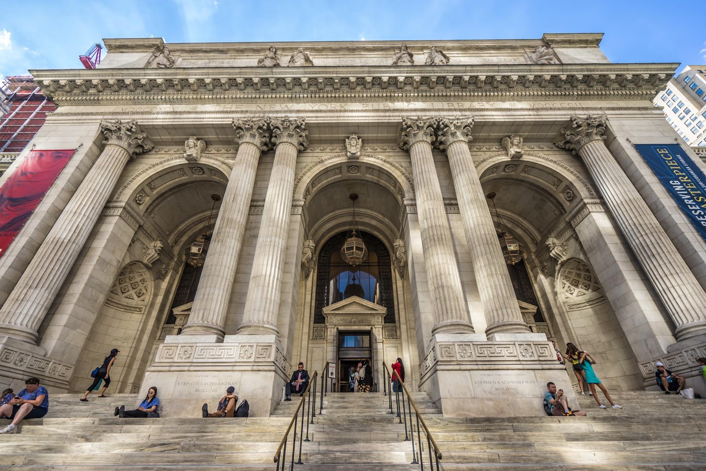 ニューヨーク公立図書館(The New York Public Library)3