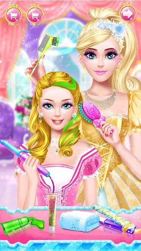 Princess dress up and makeover games 1.0 3