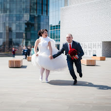 Wedding photographer Evgeniy Voroncov (vorontsovjoni). Photo of 01.06.2017