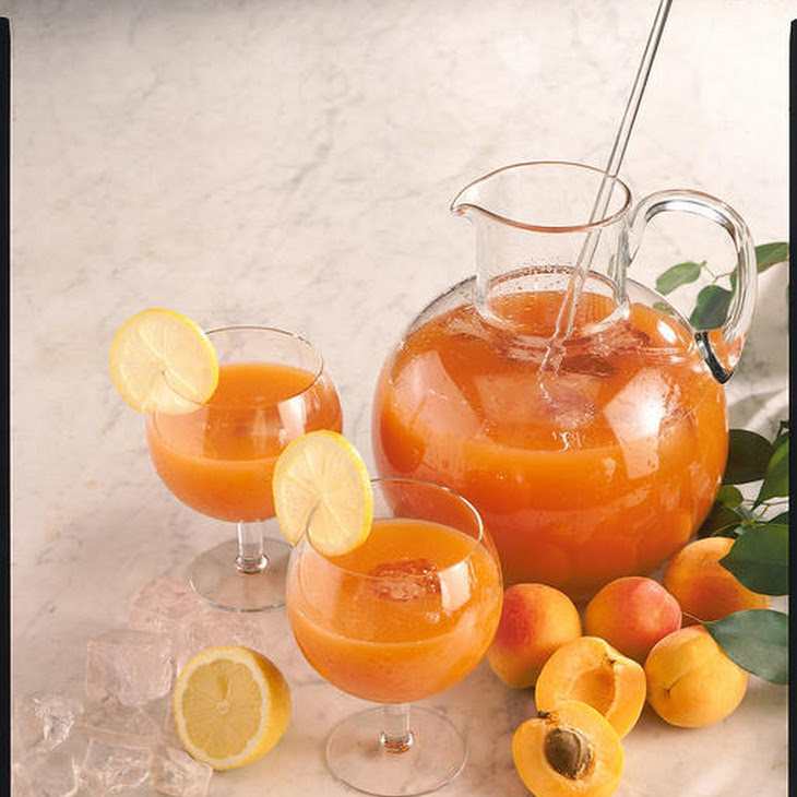 Fruity Apricot Drink Recipe