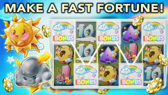 Game Slots: Fast Fortune Slot Games Casino - Free Slots APK for Windows Phone