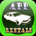 Car Rentals App icon