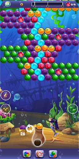 Bubble Blast : Fish Rescue screenshot 4