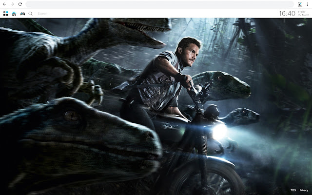 Jurassic World Wallpapers Hd Best New Tab