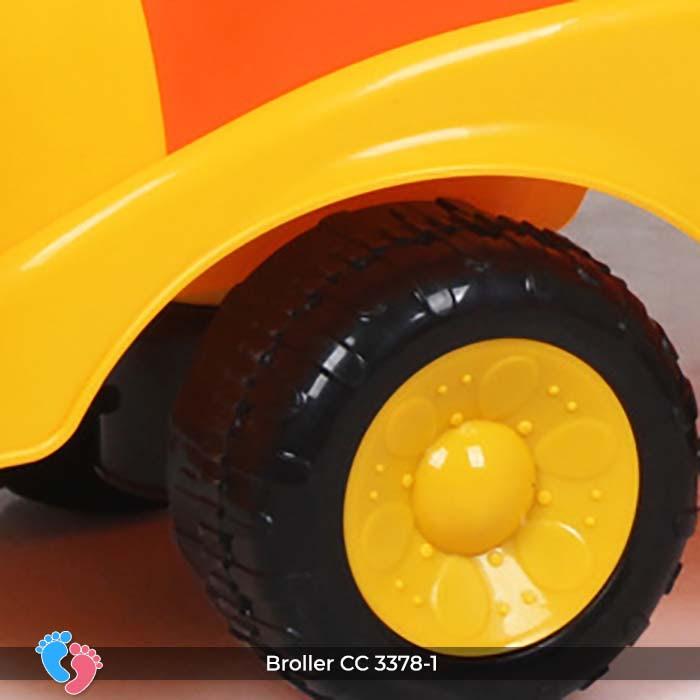 Xe chòi chân có nhạc Broller CC-3378-1 21