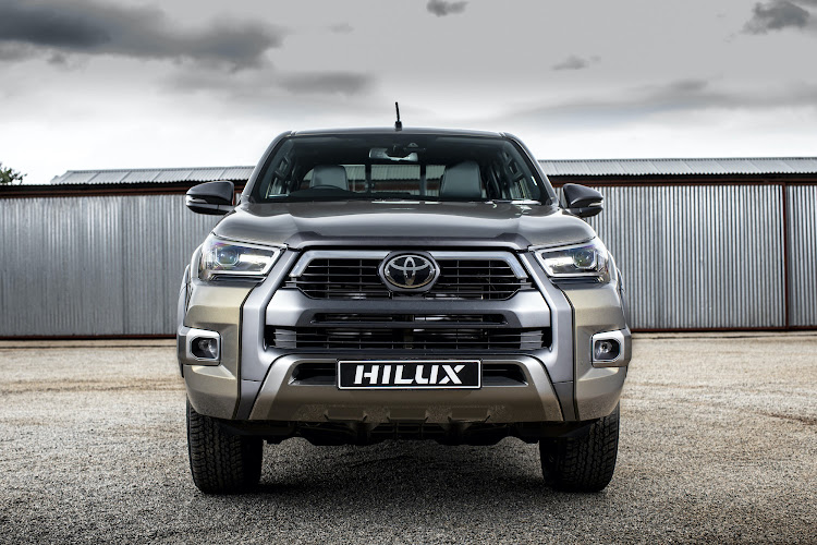 The Toyota Hilux gained a new face, a bigger turbo and some mechanical and luxury upgrades during 2020.