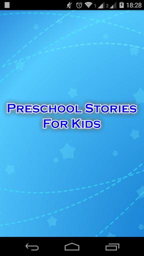Preschool Stories For Kids