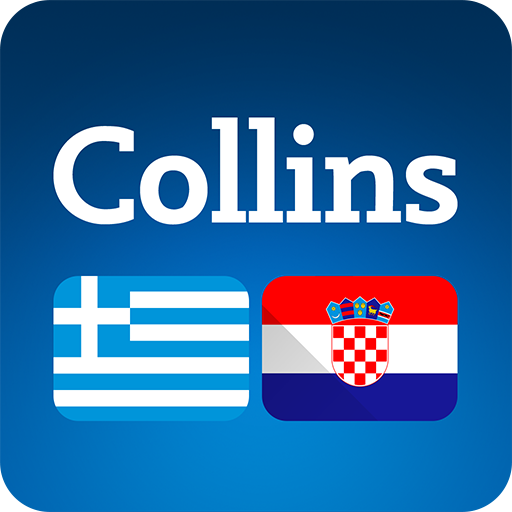 Collins Greek<>Croatian Dictionary Icon