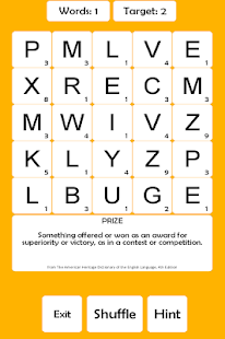 Word Scrabble- screenshot thumbnail