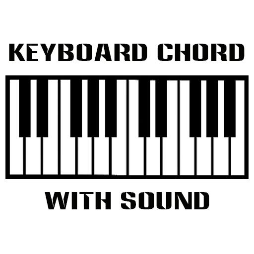 Keyboard Chord with Sound