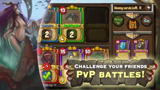 Card Lords - TCG card game- screenshot thumbnail