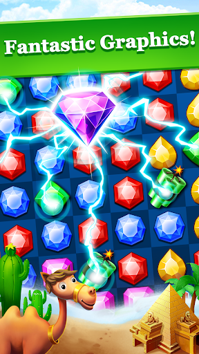 Jewels Legend - Classic gem landscapes game 2.26.3 screenshots 3
