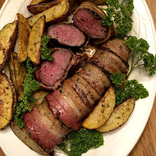 Grilled Antelope Tenderloin |Bacon-Wrapped and Succulent Recipe