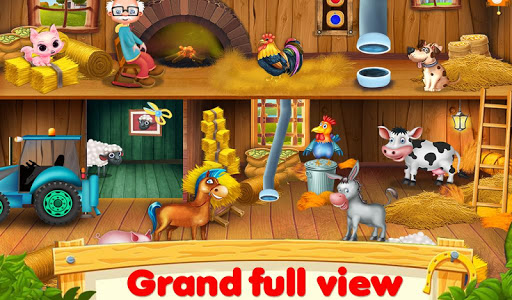 Old MacDonald Farm Kids Game v1.0.0