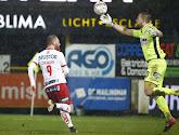 Le Sporting Lokeren va-t-il perdre son gardien?