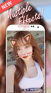 Snap Cat Face Filters- screenshot thumbnail