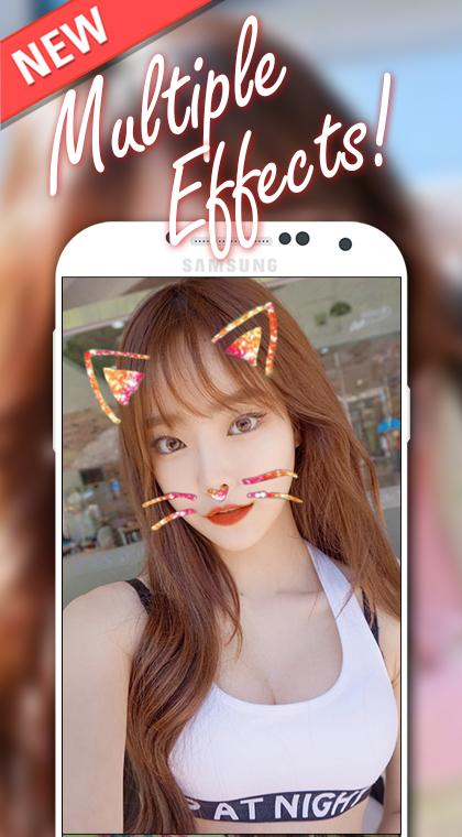 Snap Cat Face Filters- screenshot